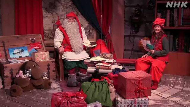 サンタクロースが約束「ことしのクリスマスは中止しない」新型コロナウイルスの深刻な影響を受けている世界の子どもたちを励まそうと、ことしもクリスマスを行うことを明らかにしました。#nhk_video