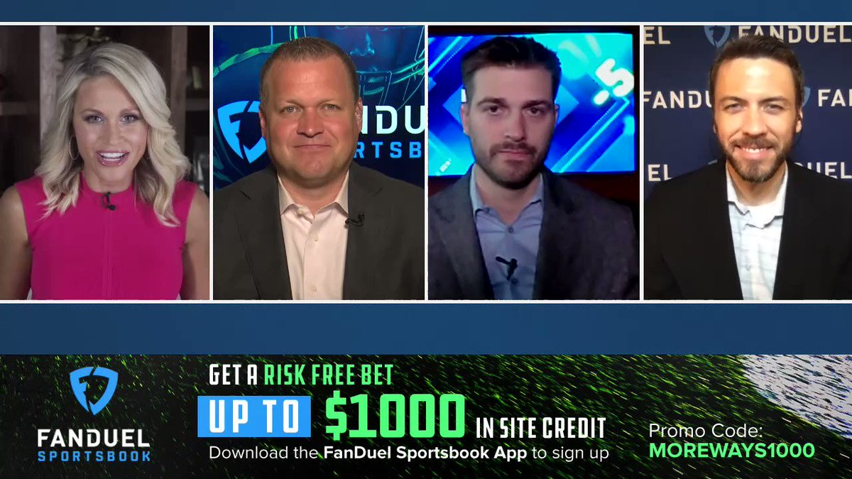 Helloooo #NewYork fam! We're on your tv's tomorrow. Best bets and all that good stuff. Our guys do the research. You make the money. 👊🏼  JOIN US BEFORE KICKOFF: • 9:30am ET on FOX @fox5ny  • 12pm ET on NBC @NBCNewYork   @FanDuel #FanDuel @FDSportsbook #NFL  @MoreWaysToWinTV https://t.co/H7V485cgQW