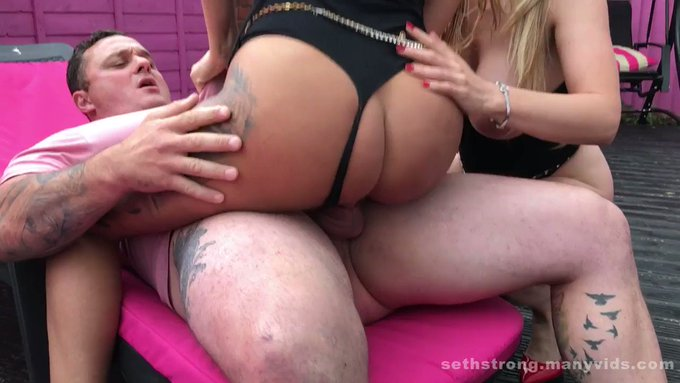 Another vid sold! STACEY SARAN AND REBECCA MORE: Threesome https://t.co/K4BOHrf0vD #MVSales #MVBoys https://t