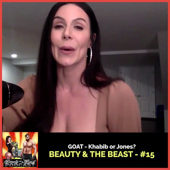 New episode available now 🙌🏻 #BeautyAndTheBeastPodcast with my co-host @JMarquezMMA  fun episode today