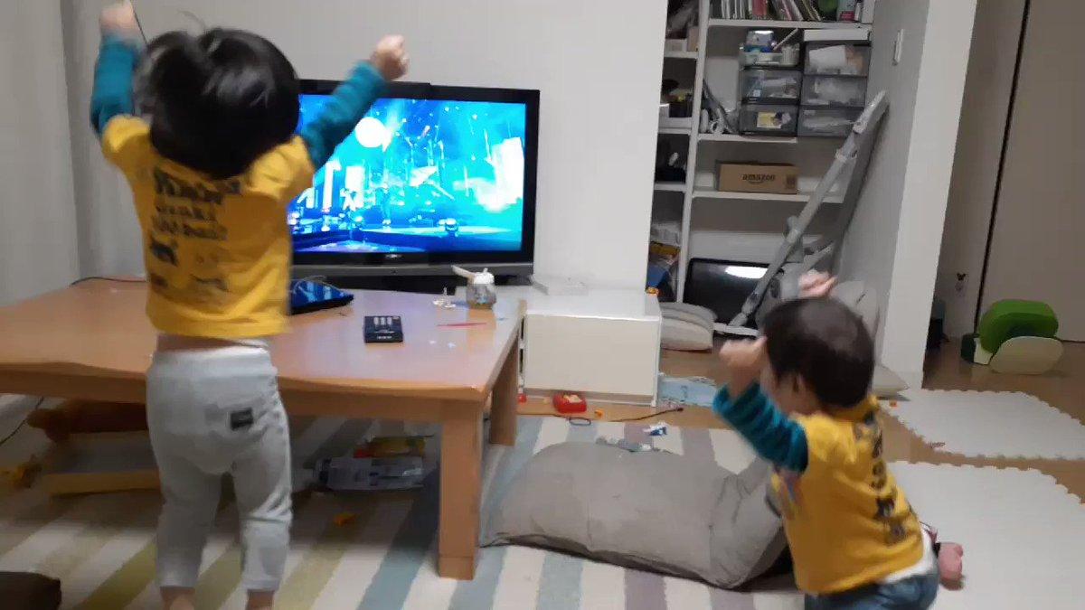 Eテレのどの曲よりも、子どもらが盛り上がる曲、パーティを止めないで。