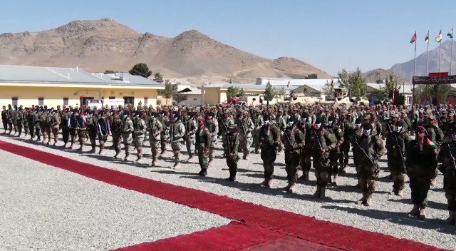 Message of ANA to Taliban: If you do not stop killing Afghan people, you will be suppressed.