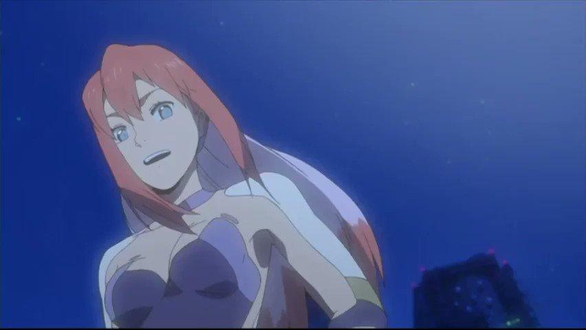 Key Animation: ryo-timo (りょーちも)Anime: Tetsuwan Birdy Decode (鉄腕バーディー DECODE) (2008)