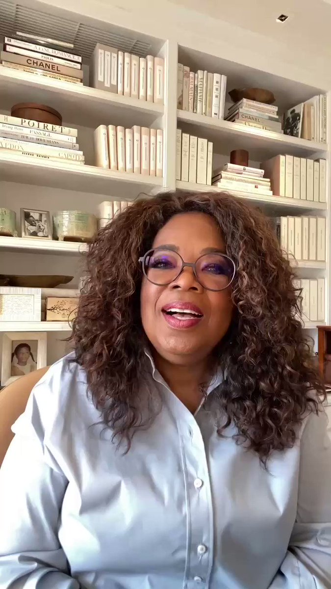 Books offer wisdom, solace and inspiration in even our darkest moments. That's why we're introducing The Books That Help Me Through — seven of @oprah's favorite books to turn to during uncertain times, that we hope will be a comfort to you too.