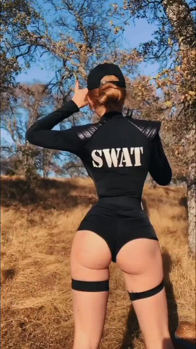 Is it too early for swat? 😂 https://t.co/Si3UF5kxXT