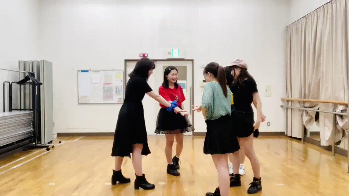 ✨🕺【℃-ute「Danceでバコーン!」踊ってみた】🕺✨みゆう、あやか、まいまいさん、ありさっぴさん、ちなさんの5人で踊らせていただきました!!異色のメンバーでしたが、初めて集まったとは思えない揃い具合!!🐼🍣💉超楽しかった!また絶対踊りましょうね!!🥰🥰🥰#UNIDOL東海#UNIDOL九州