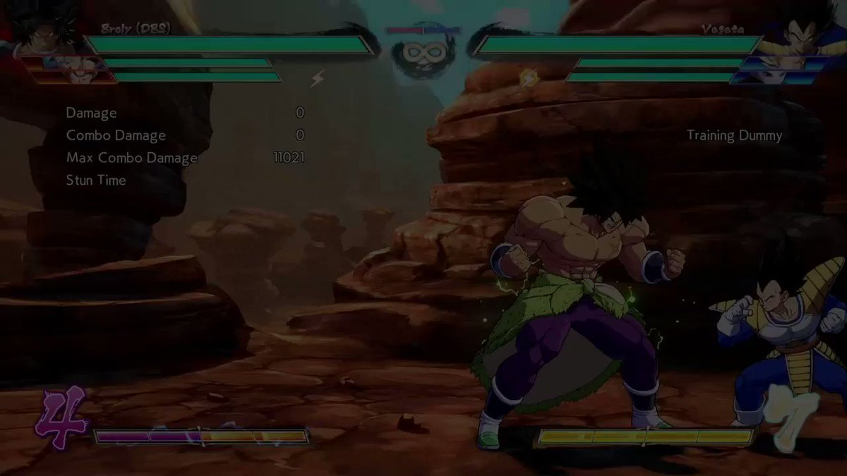 sparkless 4.5 touch of death but requires battle armor off #DBFZ_SBR for the homie store.playstation.com/#!/tid=CUSA005…