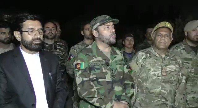 لوی درستیز: طالبان مخربین اوجوره کار هستند که در بدل چند رپیه کلدار پل و برق را تخریب می کنند.