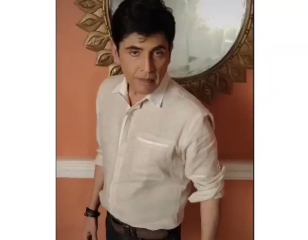 This is Great! 😍😍 His Expressions depict Everything! ❤👏🏻  @iaasifsheikh ♥️Sheer Brilliance.👏🏻 #DussehraSpecial #Dussehra2020!