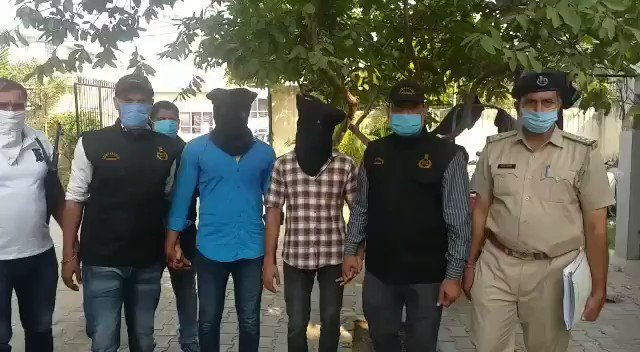 The other accused of the case, Rehan has also been arrested. Both the culprits Taufeeq and Rehan deserve to be encountered. Let's hope the judiciary takes strict action placing an exemplar and fear in the minds of the ones who even think about doing such a crime. #justice4Nikita