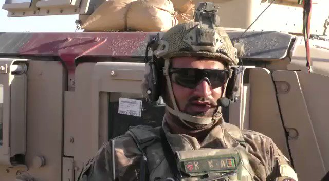 Operations to clear Lashkargah city from Taliban is continuing rapidly