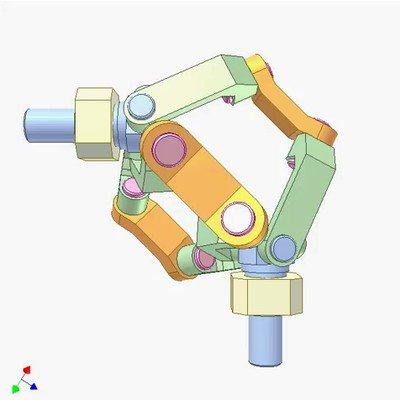 Spherical R Mechanism