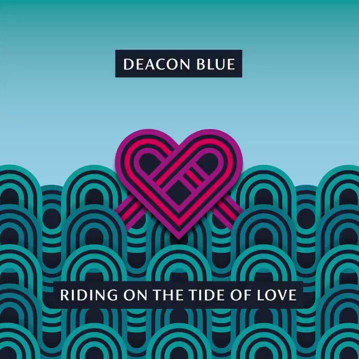 """📣New Album Alert!📣  We are delighted to announce that we will be releasing """"Riding On The Tide of Love"""" on 5th February 2021 & it's available for pre-order here:   The mini-album features 8 brand new songs & is the lockdown companion album to #CityofLove."""