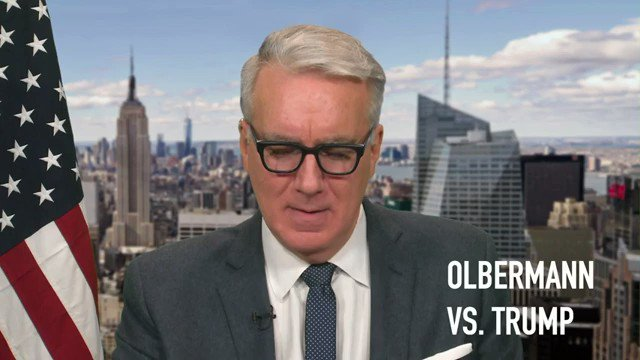 """NEW OLBERMANN VS. TRUMP VIDEO: The list of """"Trump's 50 Worst Atrocities"""" in two minutes, 20 seconds.  Argue, hate, but please share everywhere, especially the 12-minute version here:   PLEASE RT TRUMP'S 50 WORST ATROCITIES (you should excuse the expression)"""