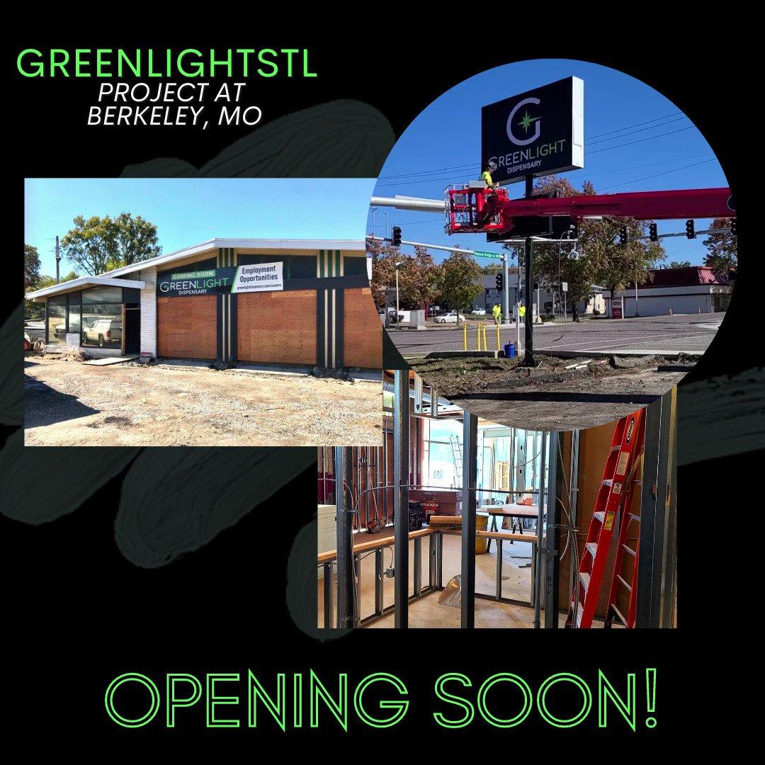 Image for the Tweet beginning: Opening Soon in Berkeley, #Missouri!  Follow