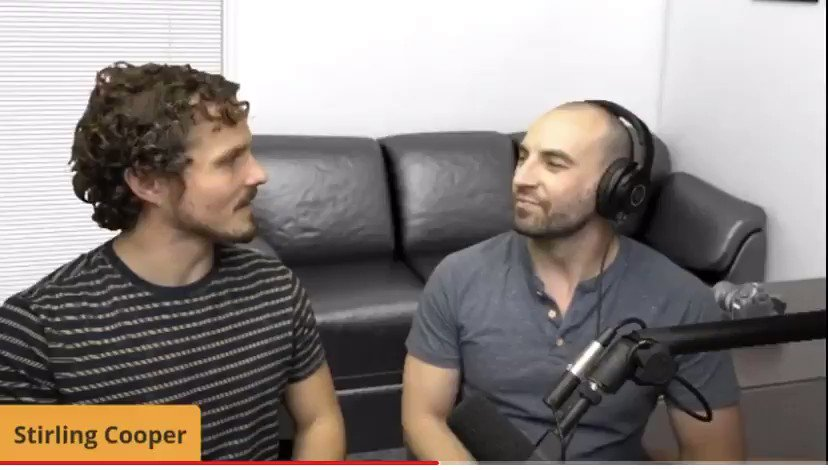 Hilarious interview with @RobbyEchoXXX today, watch the full juicy video at the link below youtu.be/WAlbrutxHfk