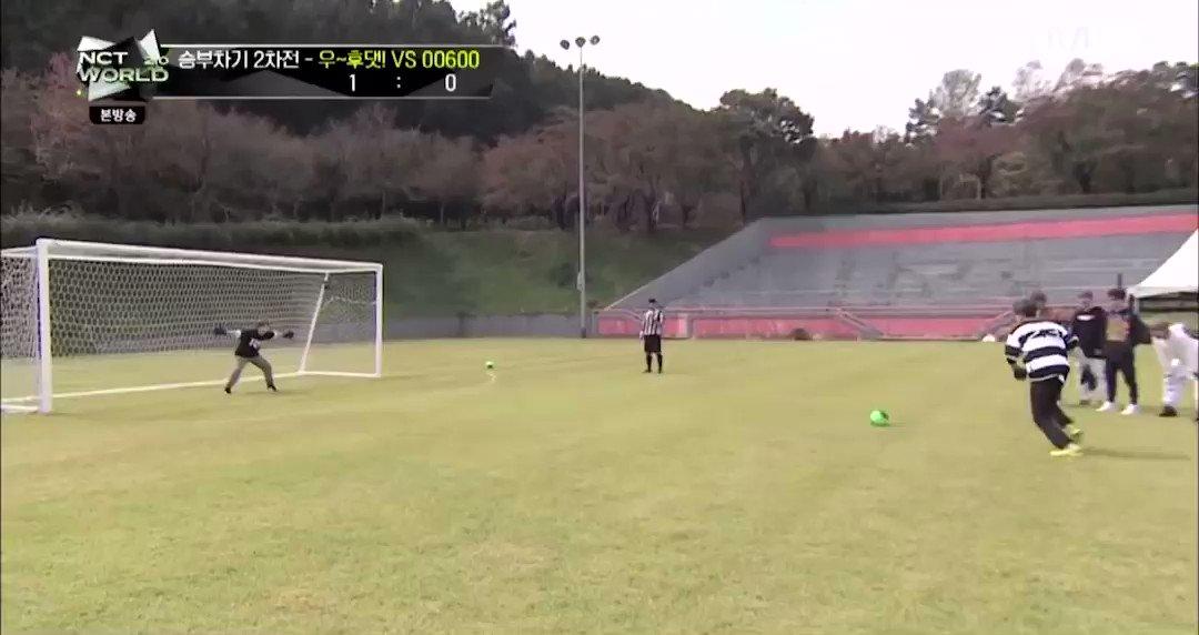 [NCT world 2.0] Goalkeeper Jaehyun