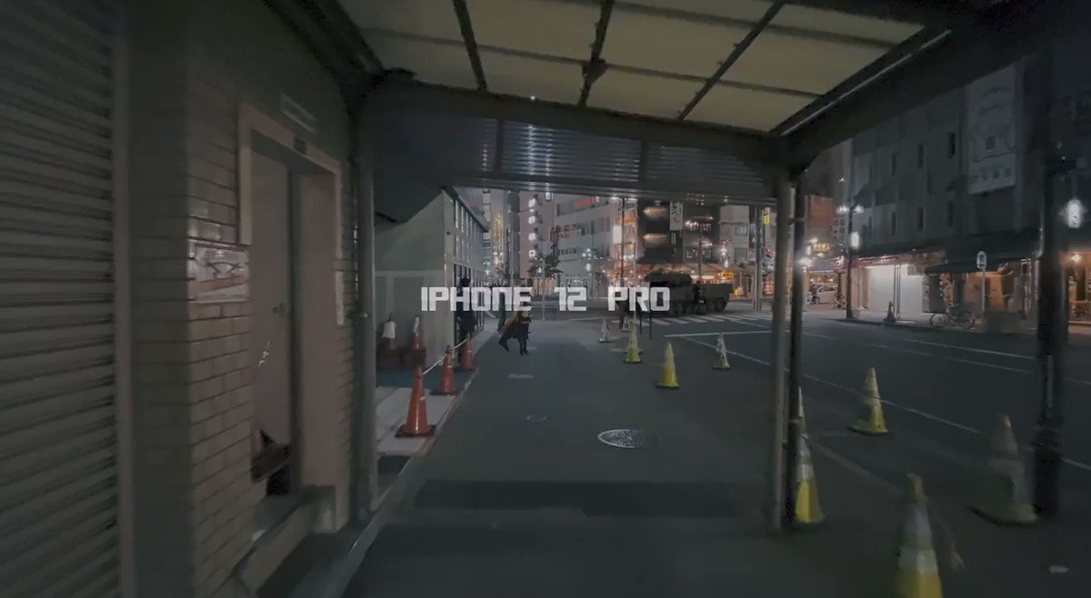 iPhone12Proのカメラすごいな
