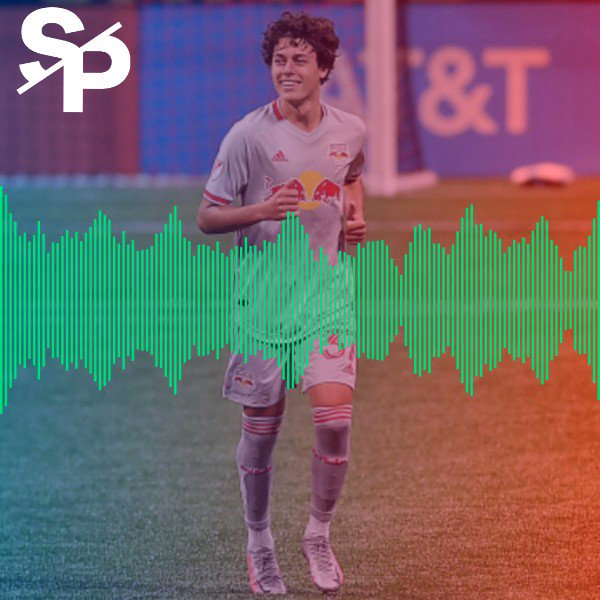 A few months back we had @tombogert on discuss where Caden Clarks future lies. He is set to move from New York Red Bulls to #RBLeipzig! Listen in for some info on Caden!