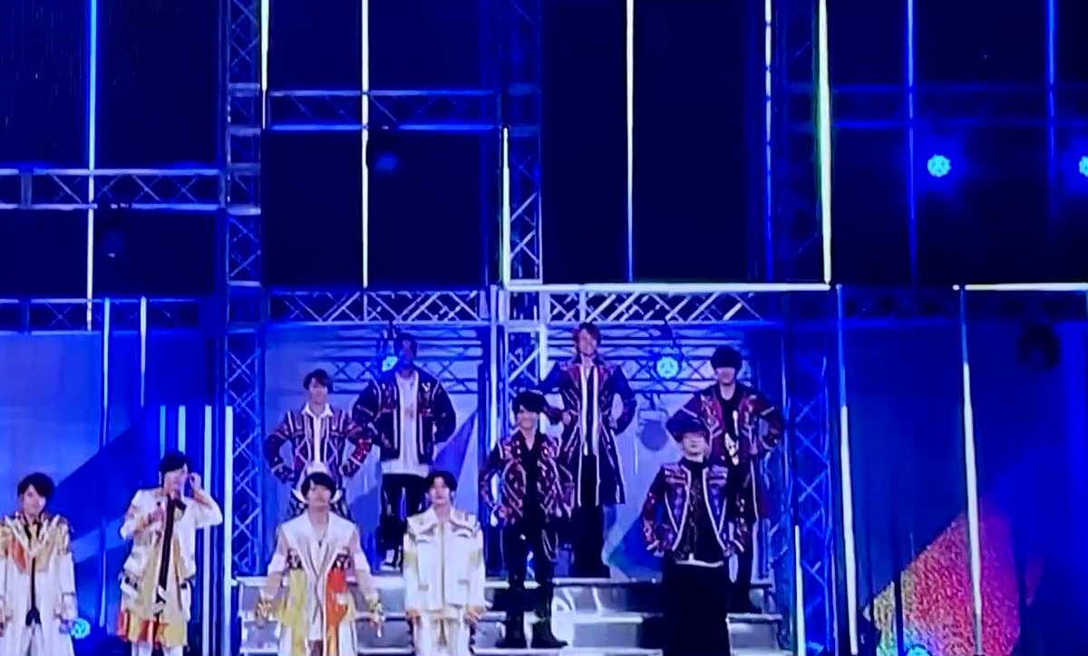 Aぇ! groupそうやってすぐ勝手に自分たちだけで楽しむじゃん…#少クラin大阪