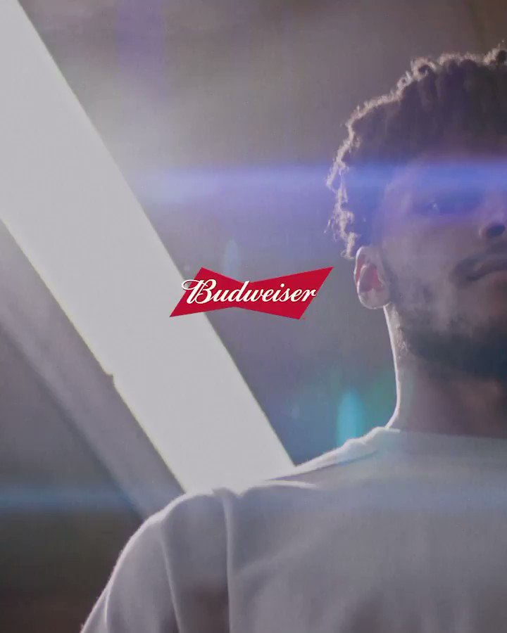 #Ad Excited to bring to you something that Katie and I have been working for @KTMDesignLtd   Having something that excites you away from your day to day job has never been more important in the world we live in, really enjoyed creating this with @BudweiserUK. #KingOfBeers