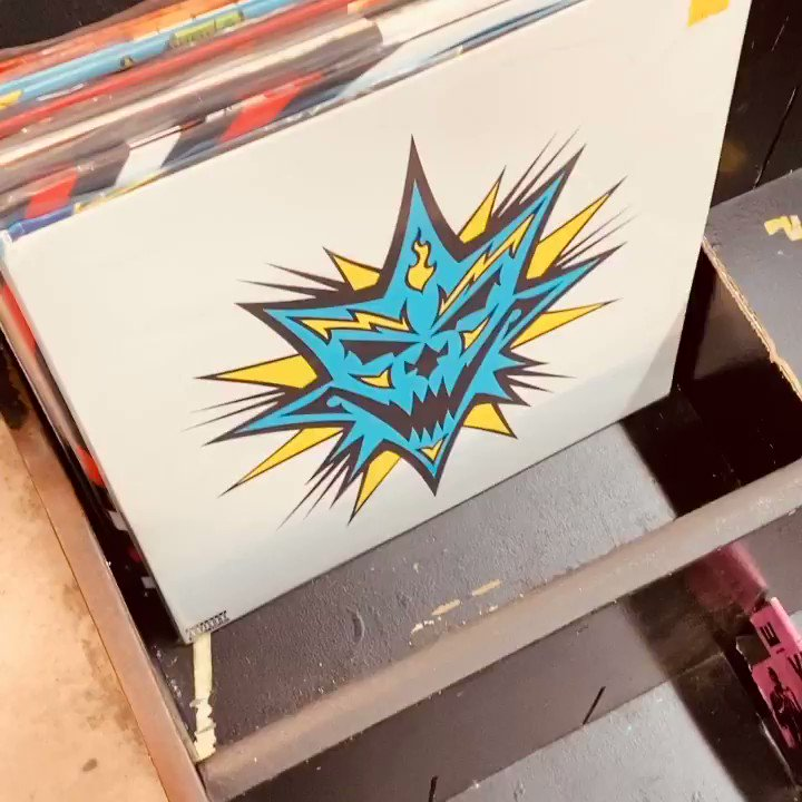 Gather one Juggalo, gather all! Used ICP LP selections currently hitting our racks right now! Woop! Woop!