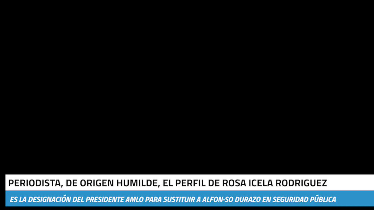 Image for the Tweet beginning: 🔴Periodista de origen humilde, ex
