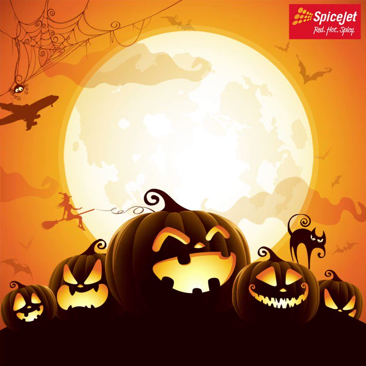 Image for the Tweet beginning: This Halloween fill your life