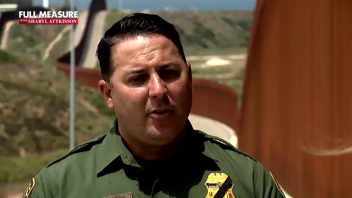 Image for the Tweet beginning: An investigation into the border