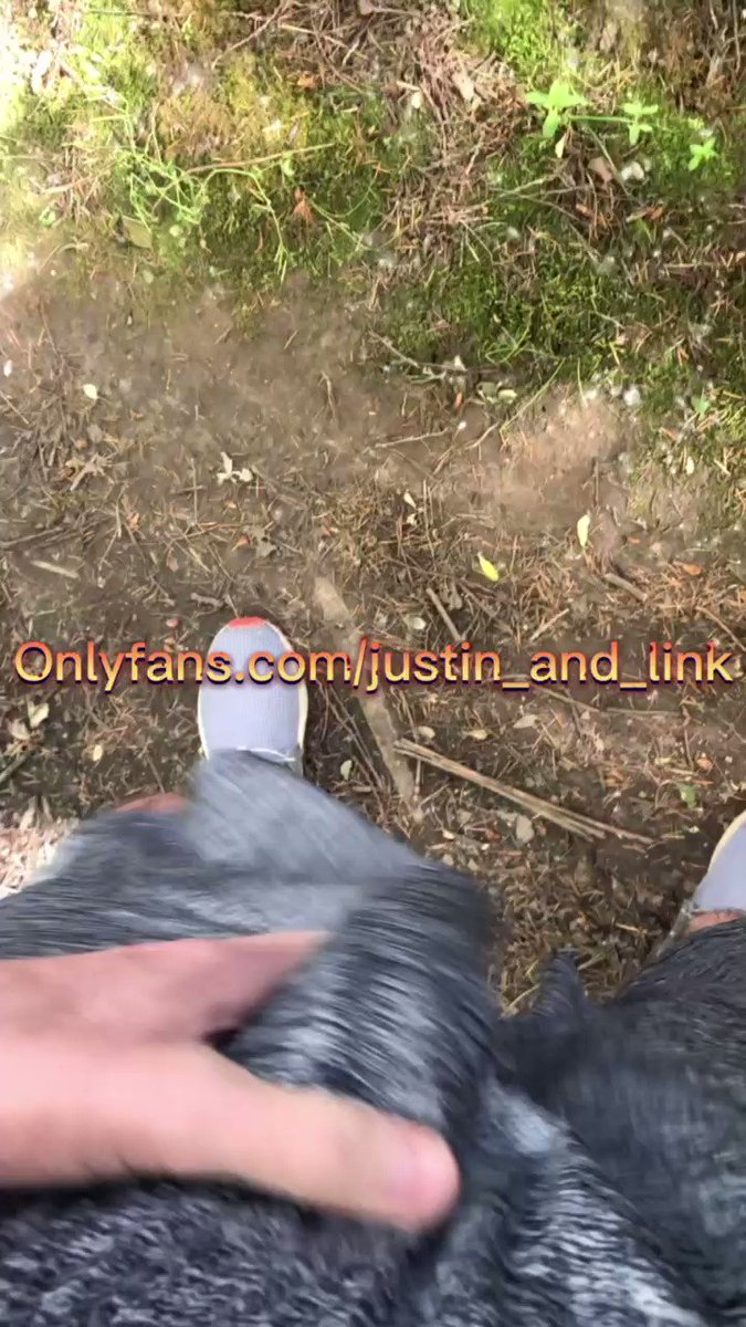 Feeling naughty on a hike with bae, so many people around but had to take my dick out and play with it before we found a place to fuck 🍆💦🍑😈😈 Follow my link here to check out the full outdoor fuck vid and many others only $4/month promo onlyfans.com/justin_and_link