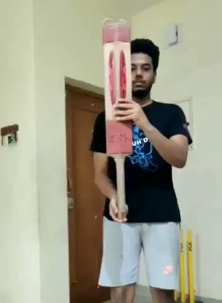 @CEATtyres Here is My perfect entry  (1.05 Minutes)  Durations 🏏 @CEATtyres  #HITMAN  #CEATBalanceTheBatChallenge #Dream11IPL #CEATTyreStrategicTimeout Tag friends  @vicky_Viga  @Gayathri1224  @LSundaragopal  @ganith333  @PradeepKPNV