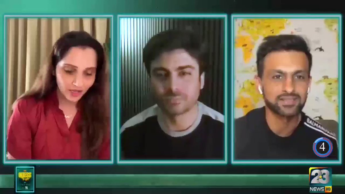 - Who is the winner of #OurGuessTonight with #FawadKhan. Find out in an all new episode on #23News!  Watch full video at: