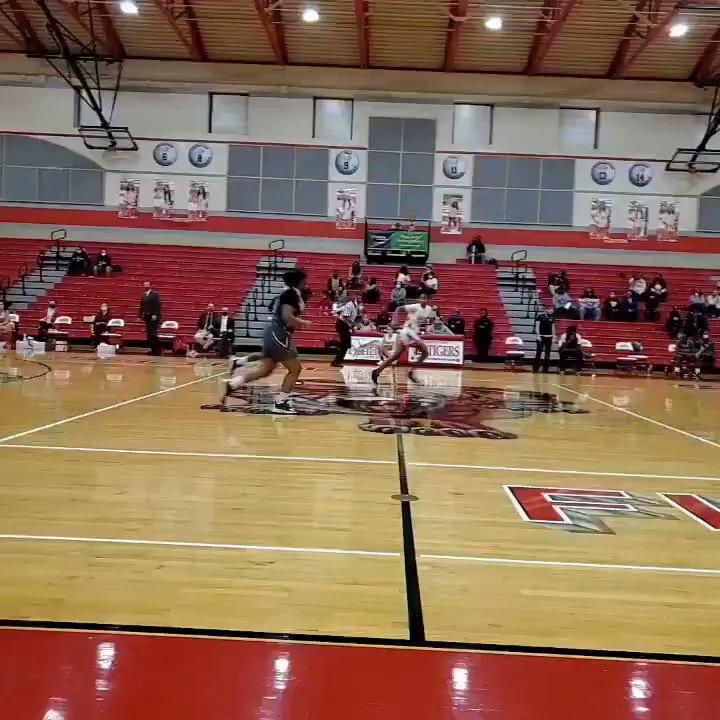 . Welcome to #Highschool #TaliaHarris   1st baskets, 1st ast in the book!!  #FishersHS #LadyTeamTeague  #FinishYourBreakfast  #Indiana #IHSSA #FemaleAthlete #TyHarrisLilSis #Reverse52 #RecoverAndRise #TheOnlyWayIsThrough #TheProcessContinues #UnitedSisterhood  @UAbasketball