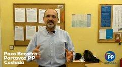 Foto cedida por PP Coslada