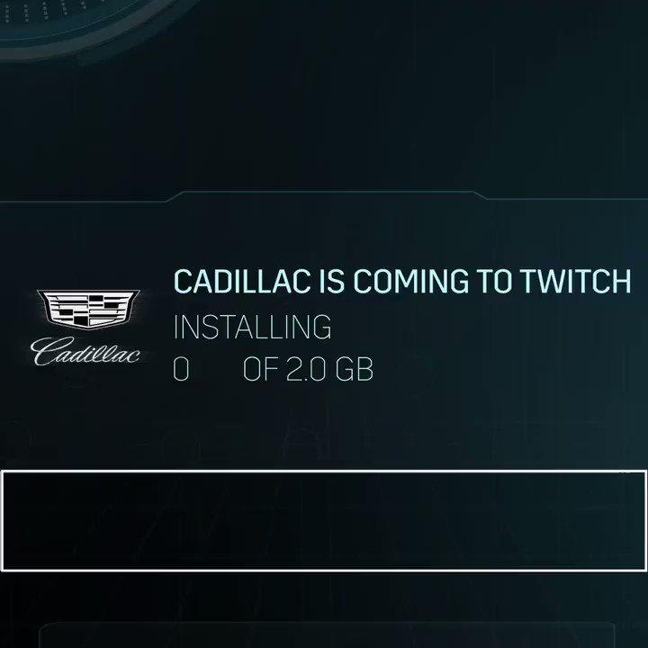 """DOWNLOADING PATCH """"CADILLAC_TWITCH_1.0.EXE""""…"""