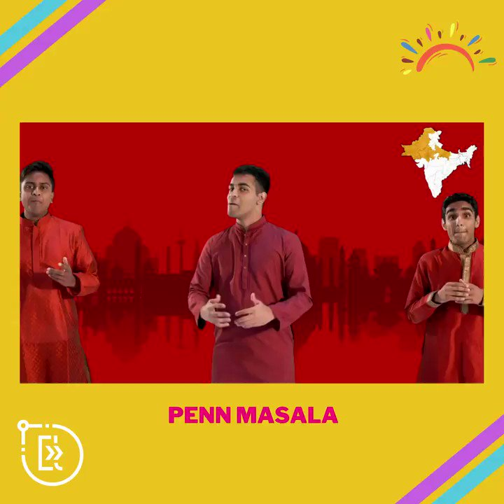 Presenting Penn Masala with their Acappella as a prelude to some fantastic performances lined up for you. We are thrilled to have them at the show! Thank you so much @PennMasala for inspiring our students and our budding musicians #AashayeinGlobalConcert2020