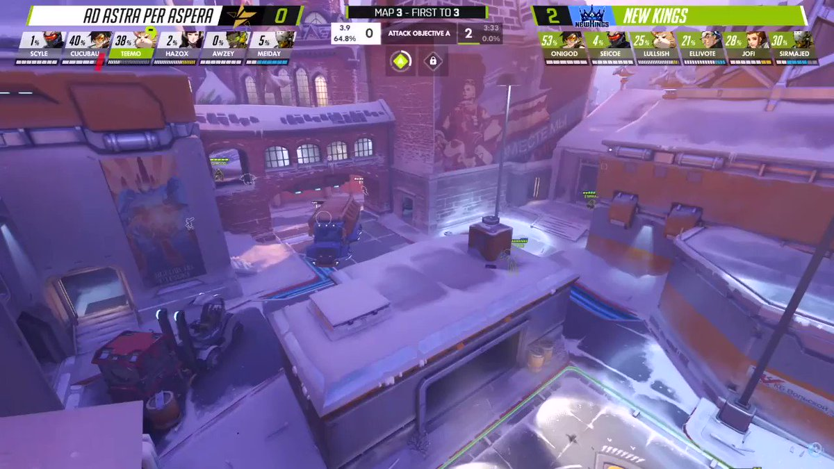 MB_official - And @NewKings_OW have guaranteed themselves a place in EMEA Contenders! 🏆  Congratulations! 🎉🎉