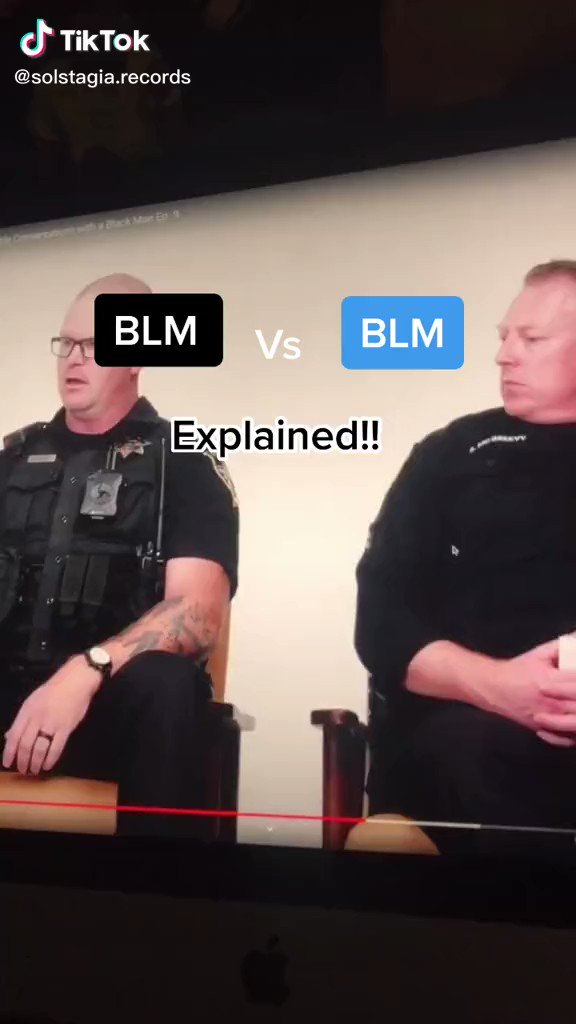 """All You """"All lives matter, Blue lives matter """" folks need to tap into this."""