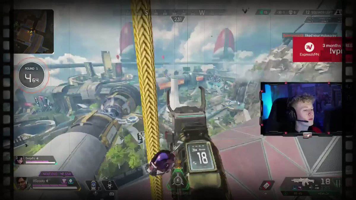 illSpooky - An Apex short story🍿@PlayApex