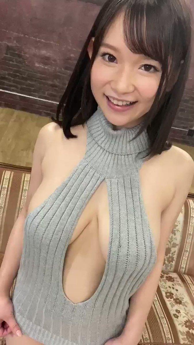 童貞を殺すセーターの自撮りエロ動画
