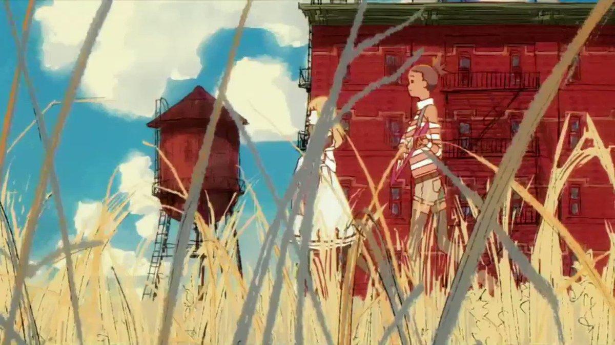 The second opening sequence from Carole & Tuesday (2019), dir. Shinichirō Watanabe and Motonobu Hori, Bones