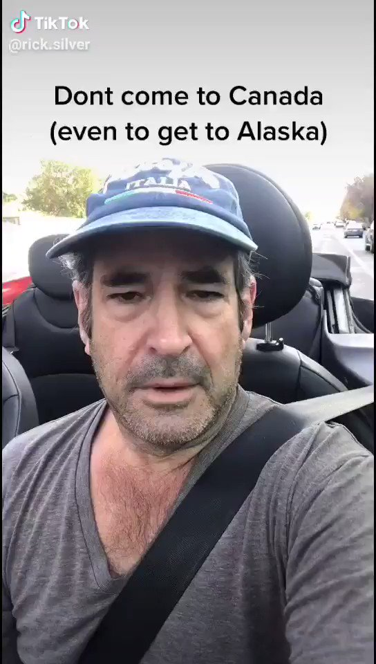 """VIDEO OF THE DAY  Canadian man on Trump supporters moving to Canada: """"We don't want anyone like that."""""""