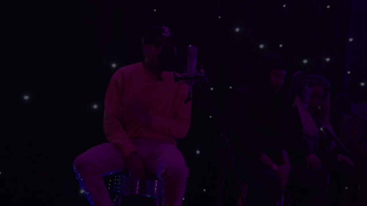 The performance from @chancetherapper was nothing short of incredible, have you had a chance to watch it again?
