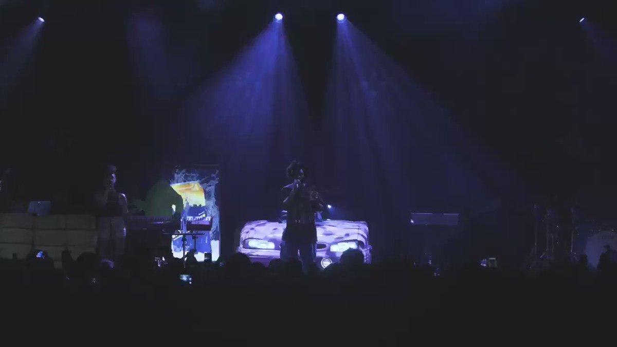 Hoopti Tour Live in Brooklyn 🎬 (full doc) youtu.be/ZOEX7Pmu3do