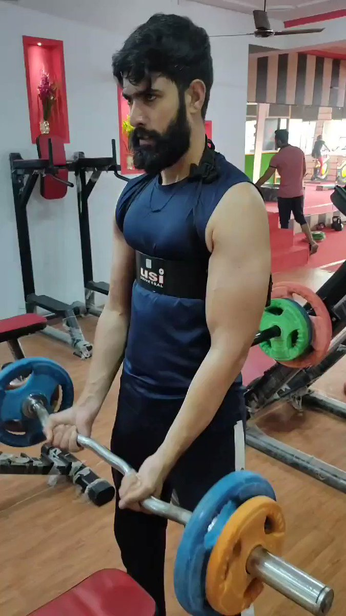 Le fir aagye..!💪😊! @Nawazuddin_S Sir this dialogue give me motivation every time when i listen this..!! ❤️  #beardedmodel #actorkd #actorslife #fitness #motivation #StayBlessed #StayInShape #kuldeepsharma #gymlife #Reebok #reel #morning #nawazuddinsiddiqui