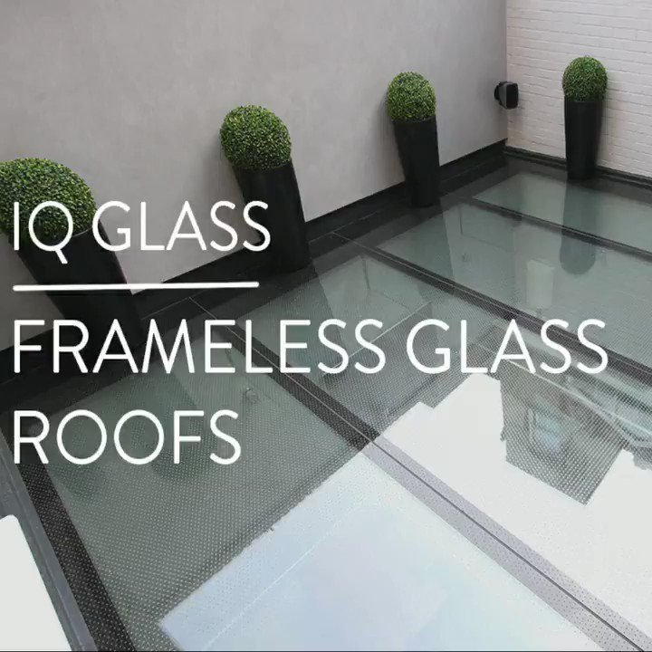 Many of our products are used in the construction of a #glassroof – with endless design and #configurationoptions  You can find more about our #roofglazingsystems here >>> https://t.co/r2AoVv2F6R https://t.co/uhxq6LAH85