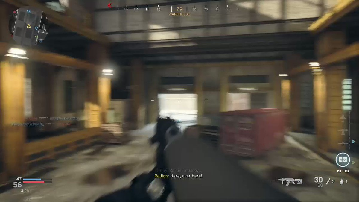 Nothing special just posting clips #CoD #CallOfDuty #CallofDutyModernWarfare https://t.co/5xMmT12pHo