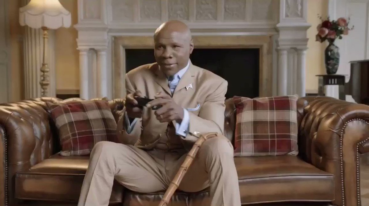 Out Of Context Chris Eubank (@NoContextEubank) on Twitter photo 26/11/2020 21:23:11