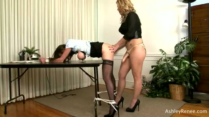My #clip - SOME SEXUAL HARASSMENT - 23 MINS FOR A LOW PRICE - Carissa Montgomery & Ashley Renee  HD MP4