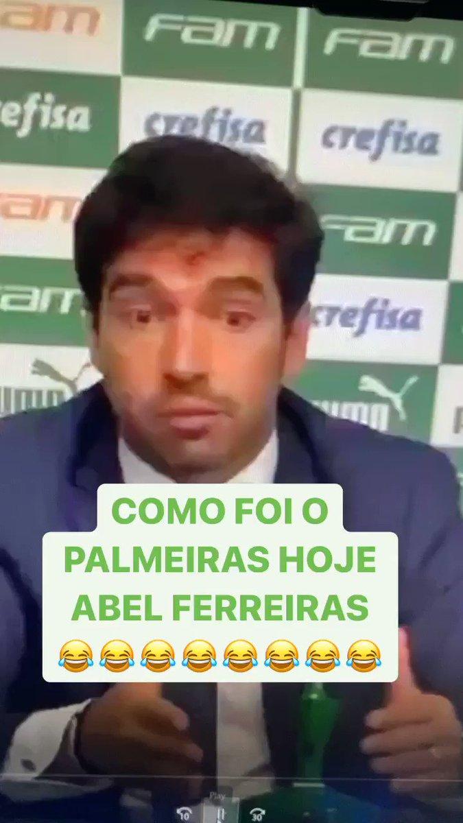 COMO FOI O PALMEIRAS HOJE ABEL FERREIRAS 😂😂😂😂😂😂😂😂